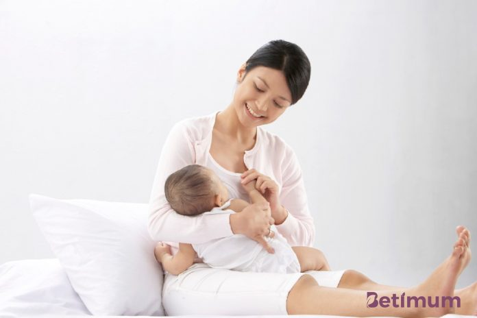 lợi sữa cho mẹ sau sinh